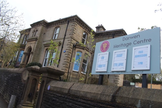 Darwen Heritage Centre   Front View